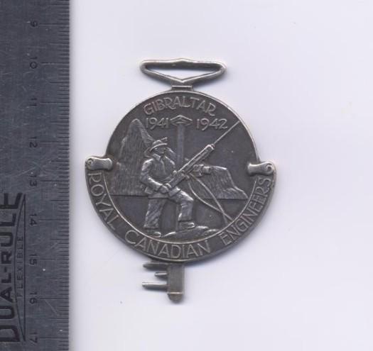 The Gibraltar Key