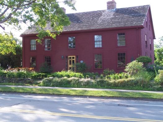 Kent Lodge on Main Street, Wolfville