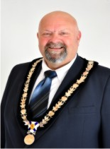 Kentville's current Mayor, David Corkum