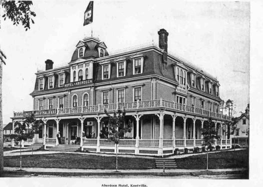 Aberdeen Hotel, Kentville, NS