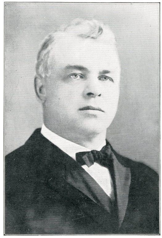 Acadia University president Dr. George B. Cutten