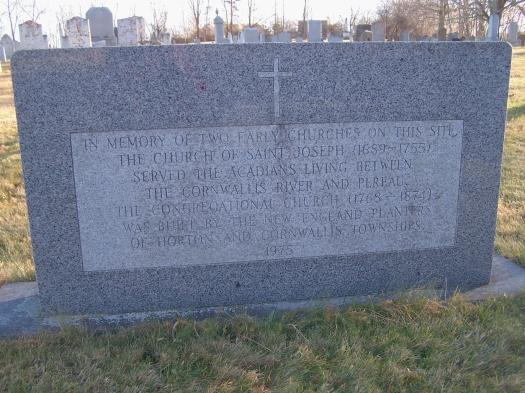 Chipman's Corner Memorial Stone