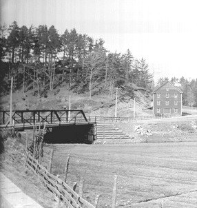 Kentville Bridge circa 1890