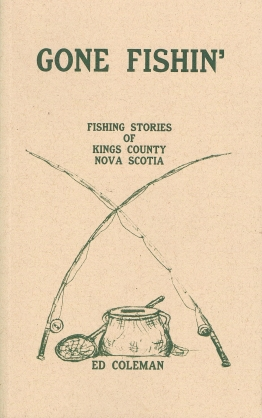 Gone Fishin' Book Cover