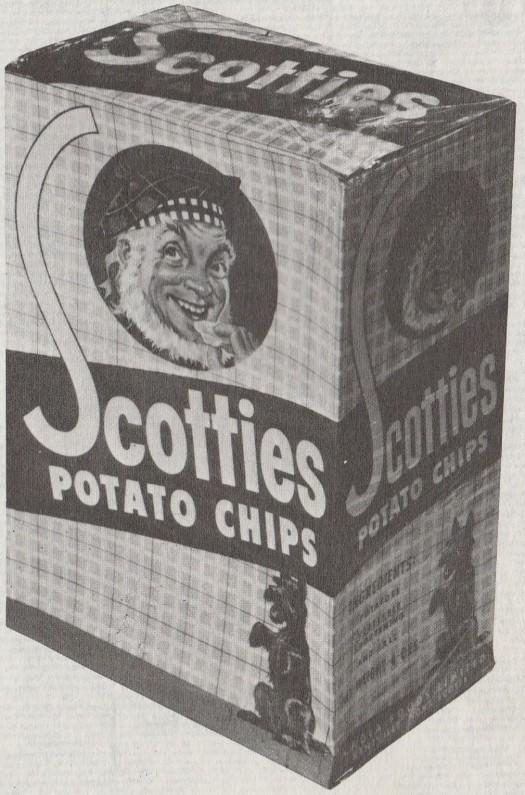 Scotties Potato Chips