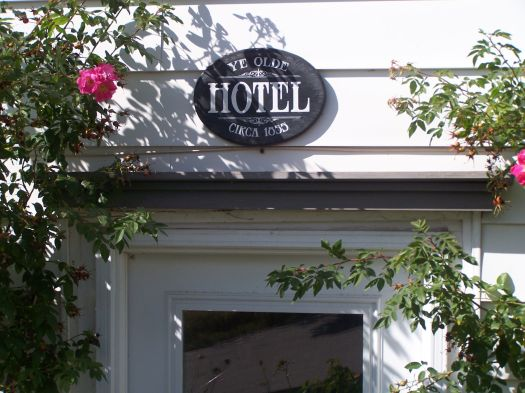 Ye Olde Hotel Circa 1855