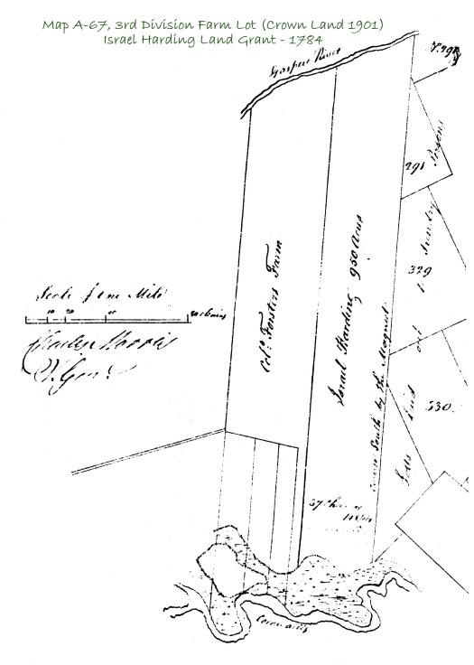 A-67 3rd Division Farm Lot (Crown Land 1901)