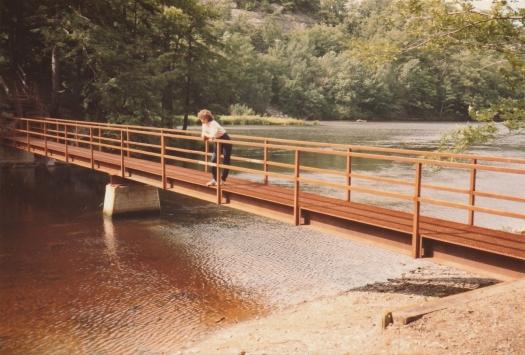 White Rock Steel Bridge