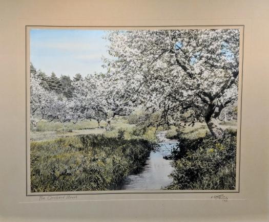 """The Corner Brook"" by Edson Graham"