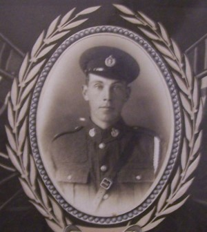 Carl W. Coleman - WW1 volunteer